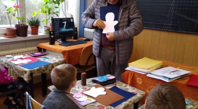 Le projet des Pantins redémarre à Pungești, aussi * The Pantins project is restarting in Pungești, too