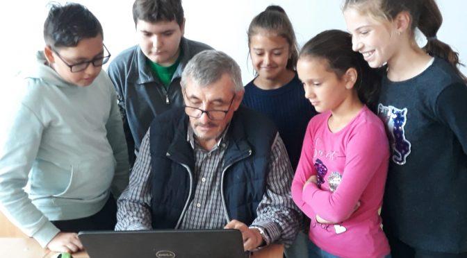 «Pantins pour l'inclusion» à Pungești
