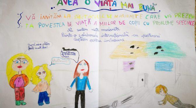 A heart-warming experience – Letea Veche School in DEOR
