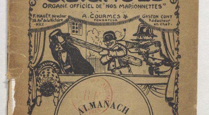 """""""Artistique-Revue Marionnettes et Guignols"""""""