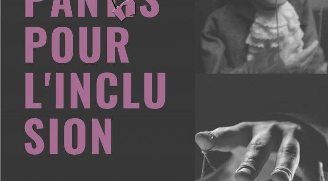 """Mesaj nr. 3 – Consorțiul DEOR """"Pantins pour l'inclusion"""""""