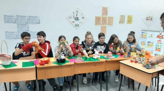 Ecole Vârtoape – județ de Teleorman, Roumanie