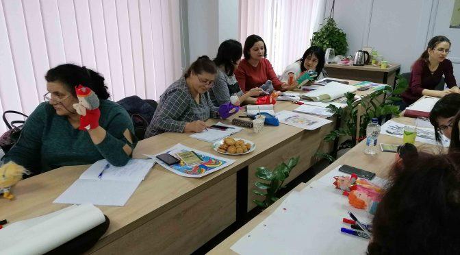 """DEOR: Un nou stagiu de formare """"IF Profs"""" la Cahul (Republica Moldova)"""