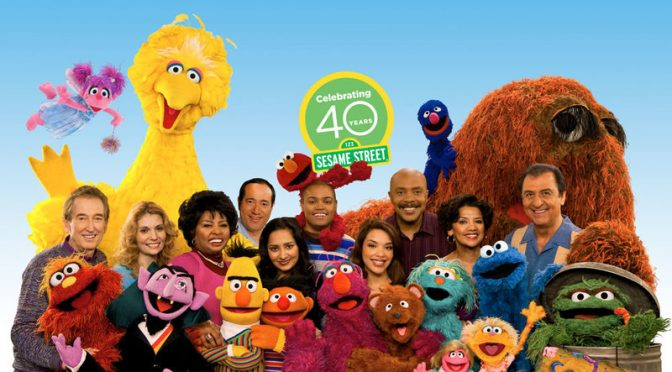 Sesame Street – A solution for children with problems