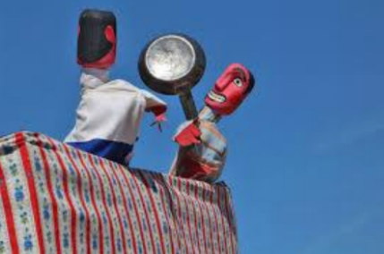 A brief History of Puppets in Portugal